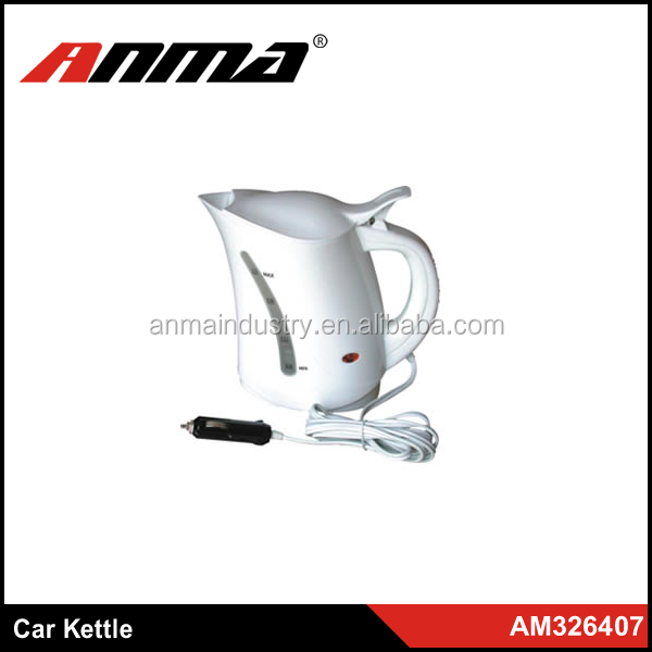 Small Portable Car Electric Kettle