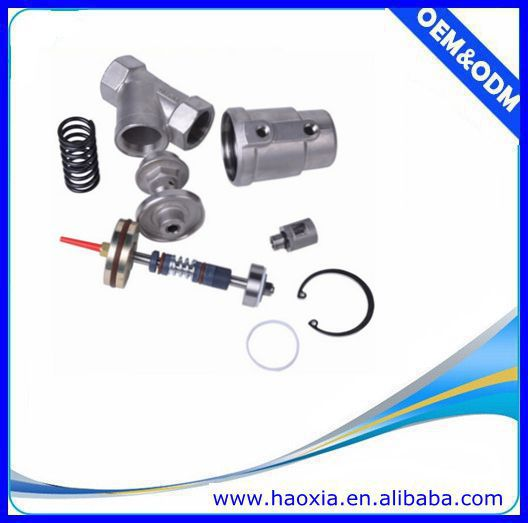 2/2way Piston Operated angle seat electric valve DN32