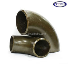 ASTM A234 WPB B16.9 CARBON STEEL 30 DEGREE PIPE ELBOW