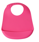 FDA/LFGB Food Grade soft fancy Waterproof Silicone Baby Bibs easy clean bib