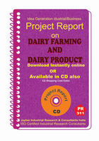 Dairy Farming And Dairy Product