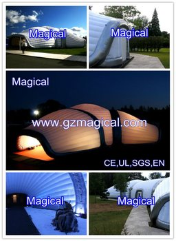 Hot Inflatable event tent/ giant inflatable structure tents