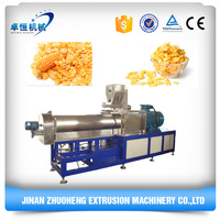 Fully Automatic Kellogg Corn Flakes Nestle Cereal Extruding Extrusion Machine Processing Machine