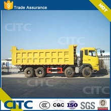 Small garbage truck, dump refuse truck