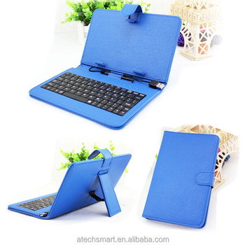 Andriod universal keyboard with usb cable for 7'' 8'' 9'' 10'' tablet