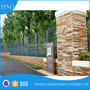 Aluminum fence fence for garden IF-B-002