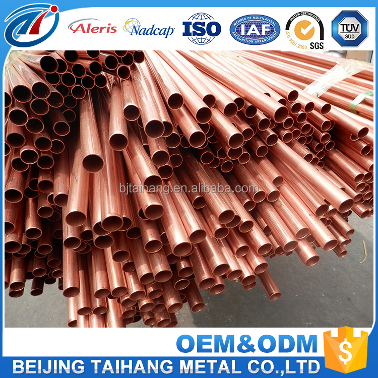 High quality Air Conditioner Copper Pipe Size