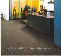 heavy duty commercial carpet tiles pvc back carpet carpet tiles with competitive price
