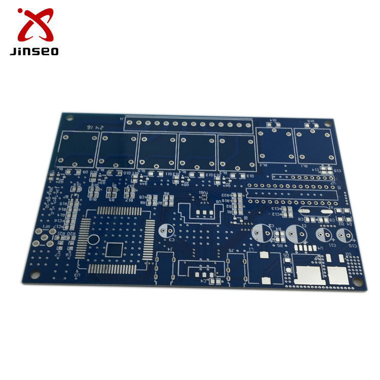 Professional blind buried via FR4 94v0 pcb board rohs