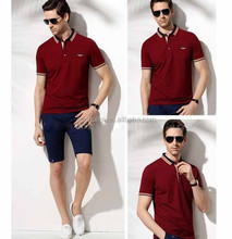 Wholesale clothing dry fit polo shirt high quality uniform polo shirt pique fabric polo shirt 100% cotton for men