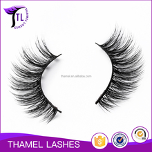Custom Magnetic Box Premium Silk Lashes Taiwan False Eyelashes
