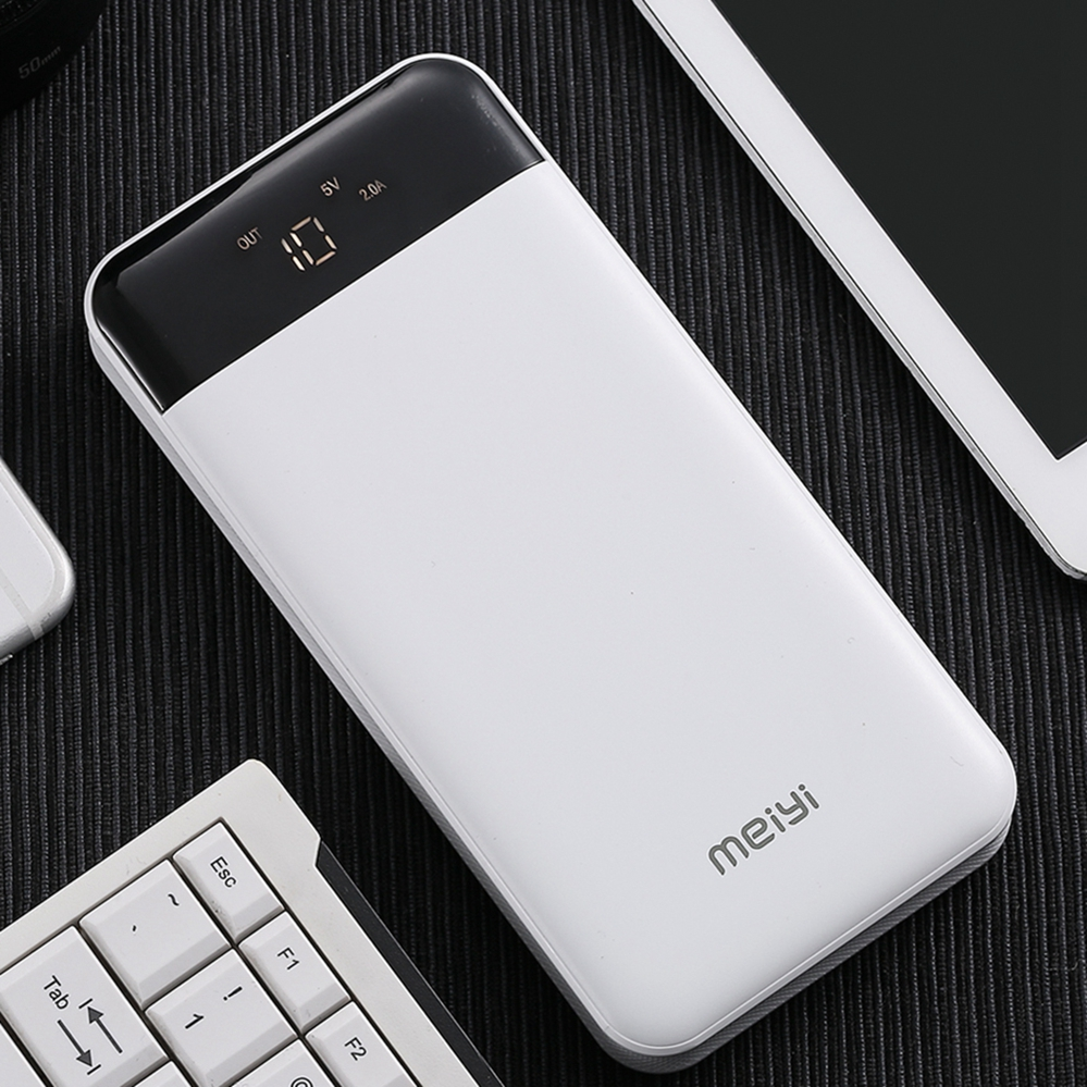 Excellent Quality Mini ultra slim universal 20000mah Li-ion battery biggest power bank capacity