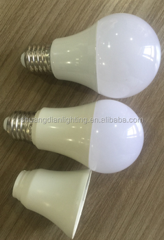 15w factory price no flicker IC driver aluminum plastic with INMETRO CE ROHS E27 led bulb
