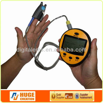 2012 hot Selling Finger Pulse Oximeter