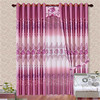 Stainless steel curtain hooks wire mesh waterproof shower curtain
