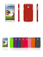Slim Fit Flexible PC Case Compatible with Samsung Galaxy S4