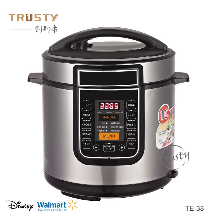 Amazon hot sale 6 Qt 8 Qt 10-in-1 Multi-Use Programmable Pressure Cooker