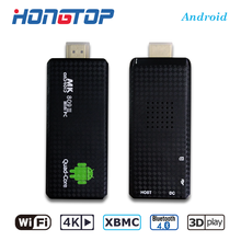 Hongtop 2016 Android 2Gb RAM 8GB ROM Mini Pc MK809III Android TV Dongle better than Fire TV Stick 4G Wifi BT Dongle