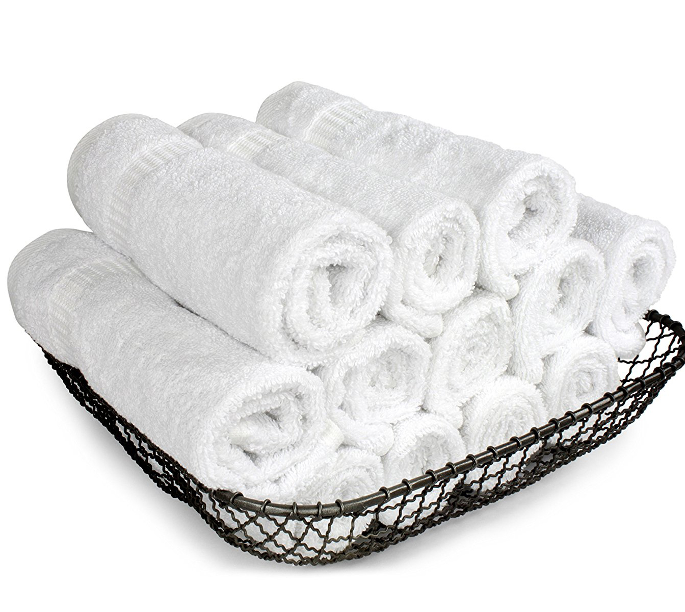 100% Cotton Luxury Hotel Plain Face Cloth white <strong>Towels</strong>
