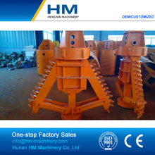 Low Price Hole Sand Belling Bucket for Drilling Rig Parts