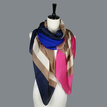 Factory Direct Selling Wholesale In Stock Fashion Silk Shawl Scarf