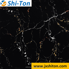 black and white polished faux marble tile,polished marble flooring tile