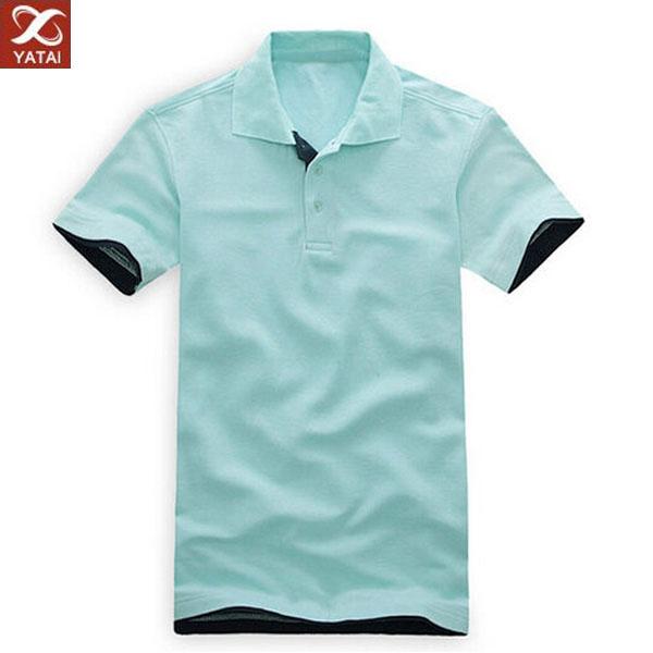 Meest Populaire Mintgroen Heren Polo Shirts T Shirts