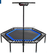 Indoor 55'' Size Adults Jumping Fitness Bungee Trampoline for Sale