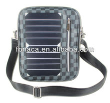 Newest Solar Charger PAD Bag, Battery charger case for IPAD