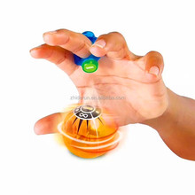 2018 New Products Magic Speed Magneto Spheres Magnetic Flashing Glowing Ball Spinner Toy Stress Reducer Gift for Kids