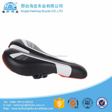 New Factory leather PVC Mountain bicycle saddle