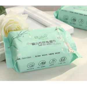 baby dry wipes
