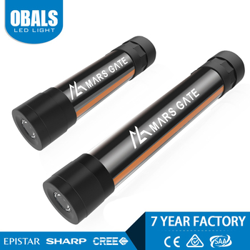 Obals Rechargeable Led Torch Flashlight Tactical Supfire L5 Flashlight Pen