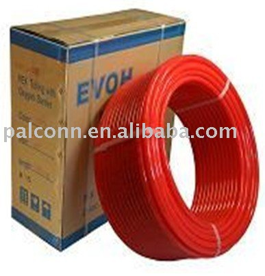 "PEX evoh barrier tube, size 3/8"",1/2"",3/4"",1"",5/4"",1-1/2"", 2"""