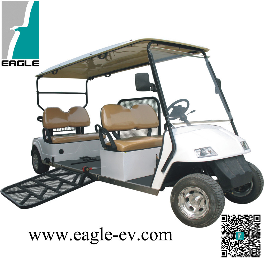 Electric handicapped, golf cart/golf car/golf buggy, CE certificate EG2068T