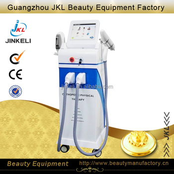 SHR OPT/elight hair removal machine JKL factory