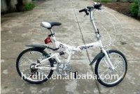 high quality BMX with tough tires B2