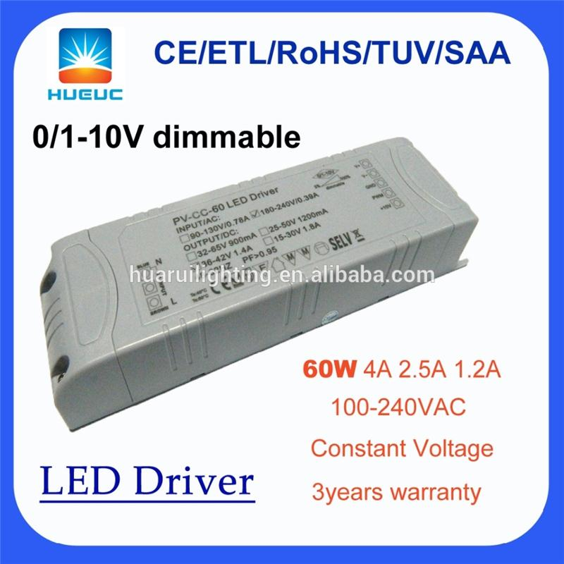 3 years warranty 9w 12w 20w 40w 60w 80w 100w 12v 4a waterproof led driver