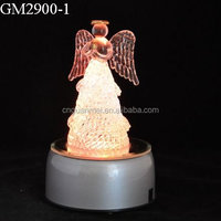 factroy supplier wholesale guardian angels decorations with music box