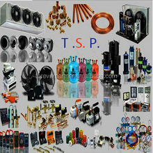 Refrigeration components Hvac spare parts