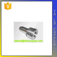 High pressure brass hose fitting