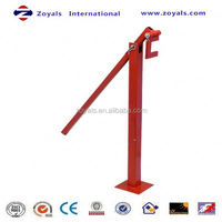 2015 high quality hand fence post driver