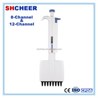 Mechanical Pipette, Multi pipette, different types of pipette, manufacturer