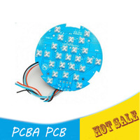 Best manufacturer of flashing led forced tube and battery pcba assembly