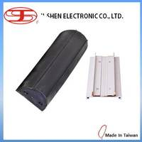 JI SHEN Made In Taiwan designed door bottom safety stop rubber seal