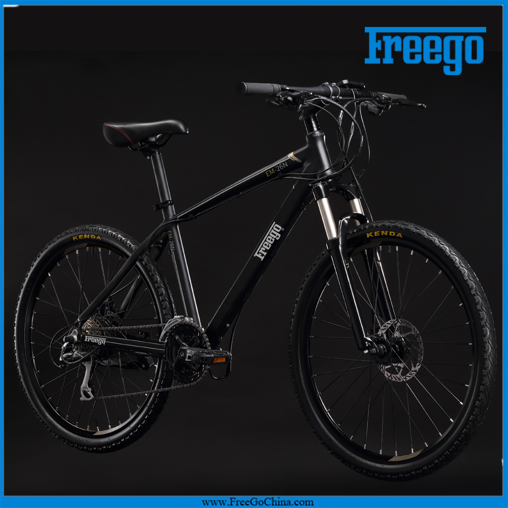High quality Alloy Frame Fat Tire Mountain Bike snow bicycle with pedals factory price