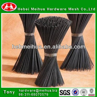 Meihua high quality 14 gauge black annealed wire(Factory)