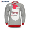 fashion unisex cheap jacquard christmas sweater sweater men