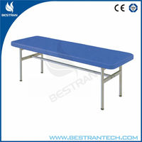 BT-EA003 Stainless Steel hospital medical patient exam tables medical, examination beds clinic, examination coach