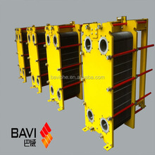 BVP-50 Stainless Steel Factory Price Detachable Plate Heat Exchanger,Easier Maintain Heat Transfer Equipment
